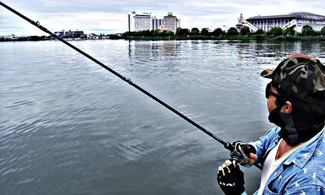 琵琶湖 7月 釣り方 詳細写真