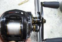 アブ レボ ブラック 9 オーバーホール修理 写真