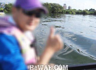 琵琶湖バスフィッシングガイドリポート~短田様~ 20cm