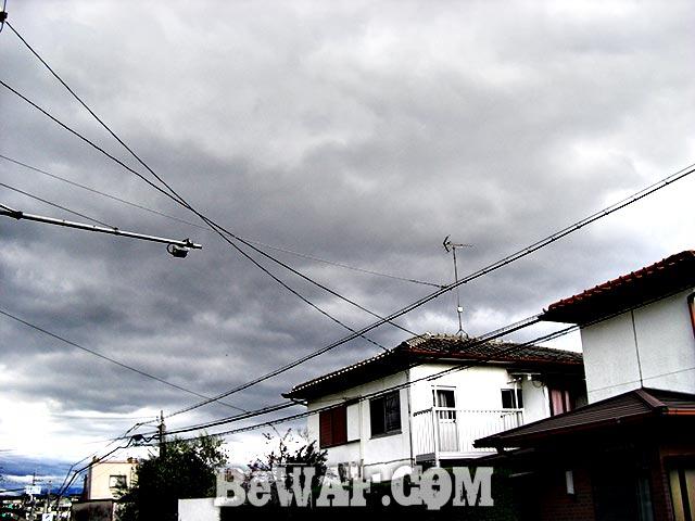 瀬田川 台風18号 被害写真