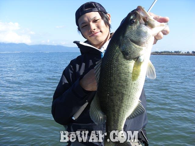 琵琶湖ビックスピナーベイト釣果写真