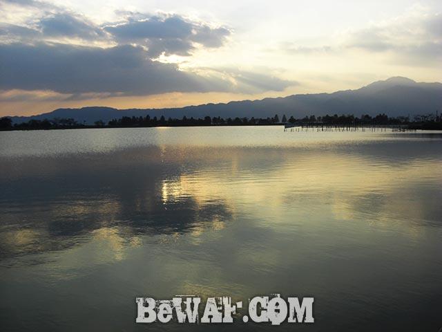 琵琶湖 内湖 おかっぱり釣果 写真
