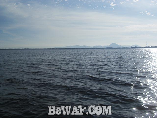 琵琶湖 OSP ハイカットDR ドライブシャッド 釣果ブログ 写真