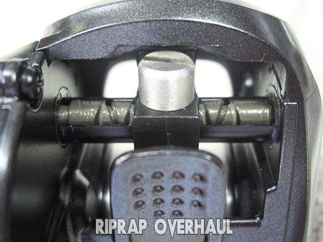 シマノ 12 アルデバラン BFX HG オーバーホール修理 写真