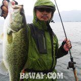 琵琶湖バスフィッシングガイドリポート ~大阪様~ 45cm