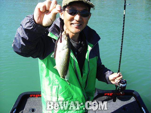 琵琶湖 秋の釣り ガイドブログ 写真