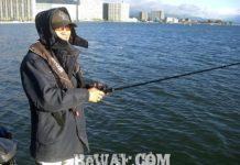 琵琶湖 落水 事故写真