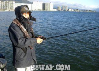 琵琶湖バスフィッシングガイドリポート ~上杉様~ 00cm