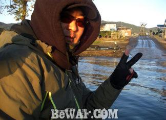 琵琶湖バスフィッシングガイドリポート ~藤原様~ 00cm