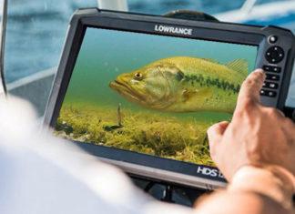 新製品情報:ロランスHDS用 水中カメラ The SondeCAM