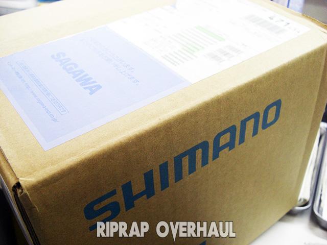 シマノ 07アンタレスDC 7LV 右 オーバーホール写真