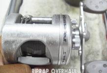 アブ・ガルシア アンバサダー シルバーマックス 修理 メンテナンス オーバーホール 写真