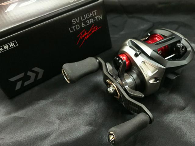 ダイワ SV LIGHT LTD-TNシリーズ