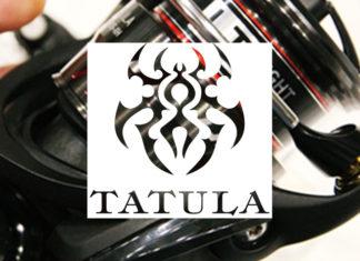 タトゥーラ の スピニングモデル が発売決定!! (TSURI HACK)