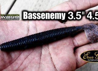 新製品情報:BASSENEMY (バスエネミー) 発売