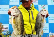 琵琶湖 50cm55cm 釣果写真