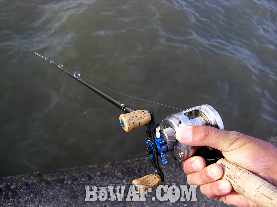 琵琶湖 人工島 釣りマップ写真