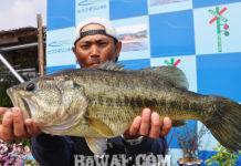 琵琶湖湖上 55cm 釣果詳細