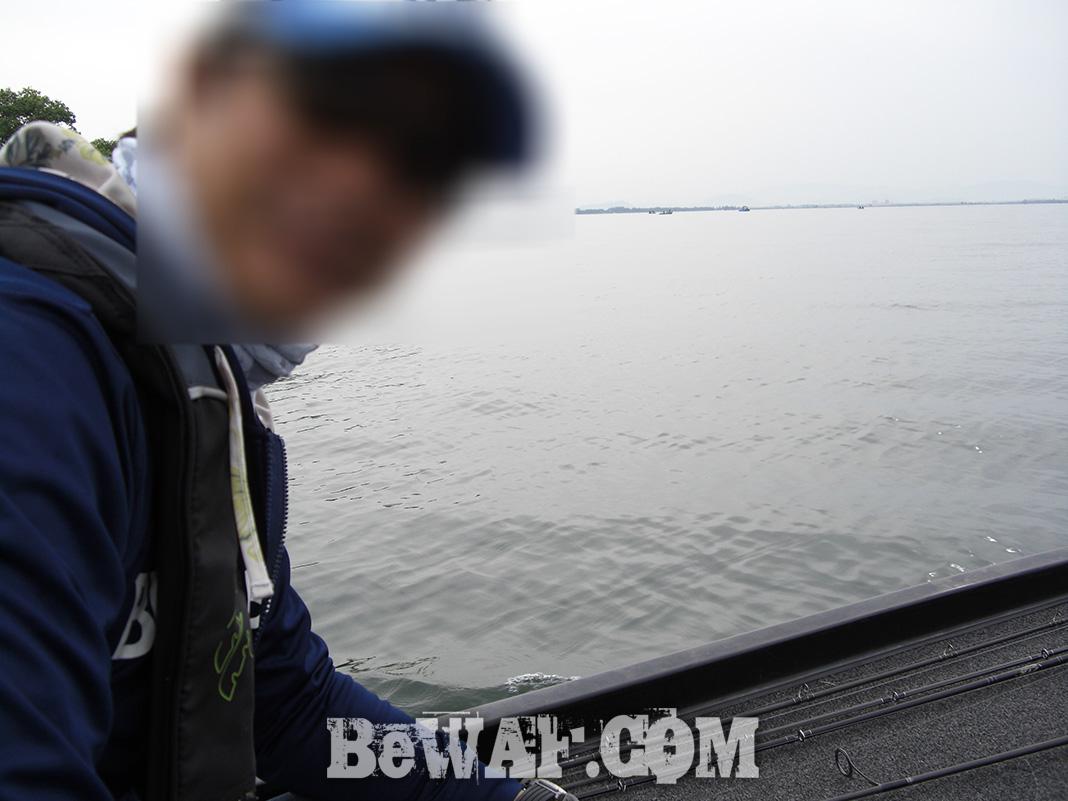 琵琶湖フィッシングガイド 春5月釣果 写真