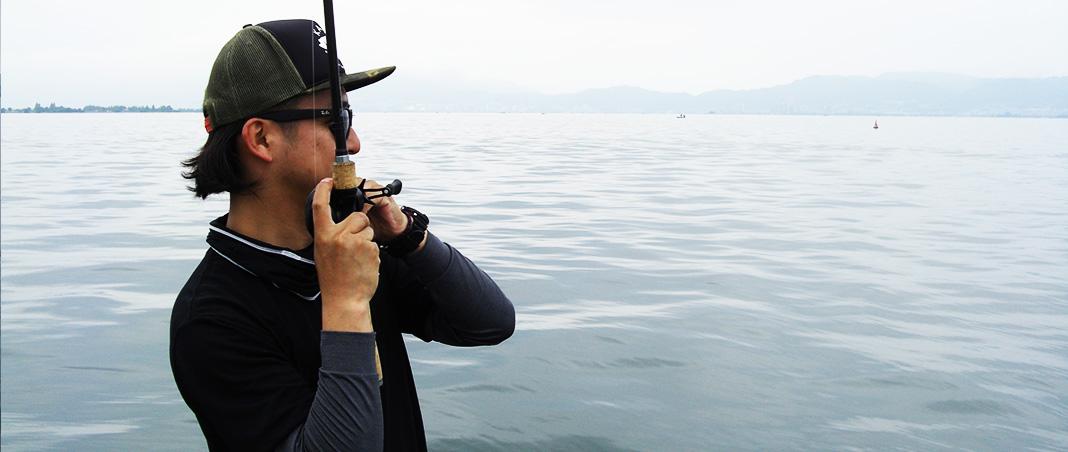 琵琶湖ガイド日記 6月8日 釣果写真