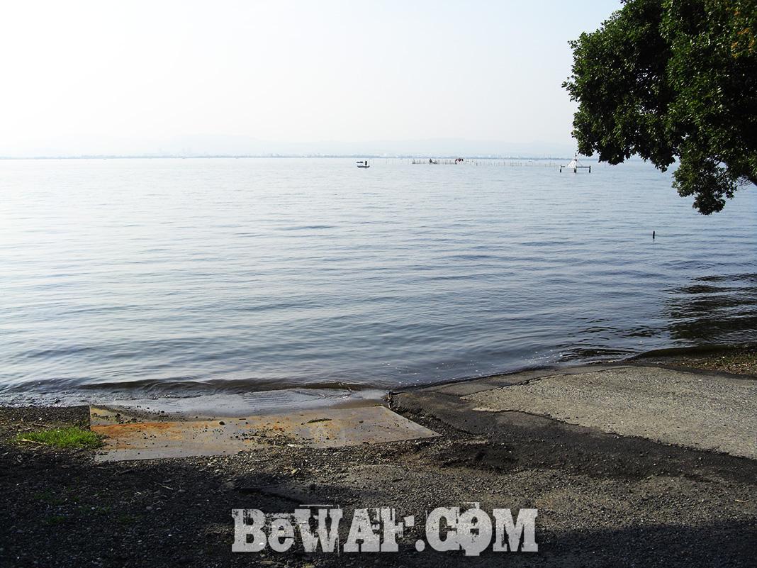 琵琶湖ガイドプラクティス 6月26日 写真