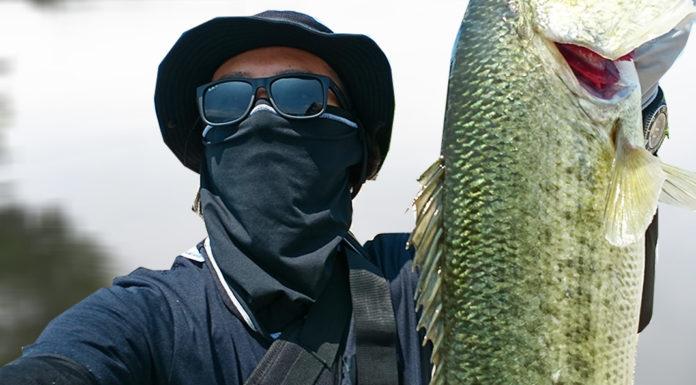 琵琶湖おかっぱり釣果写真