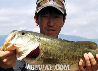 お客様からの釣果:上杉様~リップラップ釣り大会で優勝!!