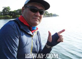 琵琶湖バスフィッシングガイドリポート ~宇佐美様~ 00cm