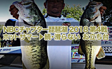 NBCチャプター琵琶湖 第4戦 ゲーリーインターナショナルCUP 参戦写真