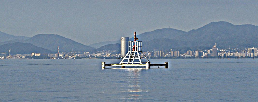 琵琶湖ガイド日記 7月上旬 写真