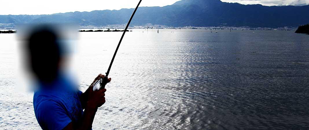 琵琶湖 7月8日 ガイド日記写真