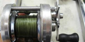 アブ アンバサダー5500C メンテナンス修理写真