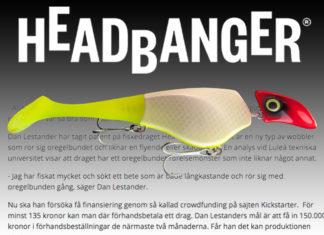 """新製品情報:ヘッドバンガーシャッド """"Headbanger Shad"""""""