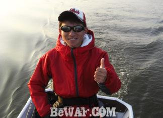 西の湖へ (11月28日) ルアーテスト釣行