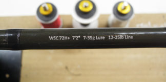 ワイルドサイド WSC 72H+ グリップ延長カスタム写真