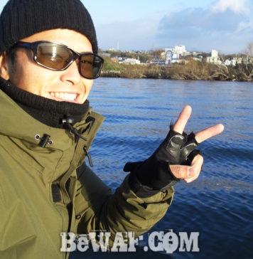 冬のメタルジグ釣行 練習写真