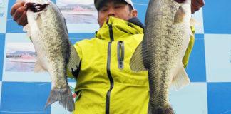 琵琶湖 春釣果 ラバージグ 2019 釣果写真