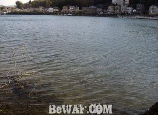 瀬田川へ (4月5日) チャプター琵琶湖欠席