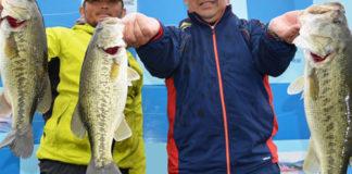 琵琶湖 ウィードマスター釣果2019写真