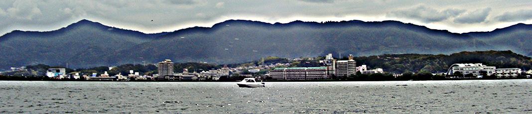 琵琶湖DRTハンドル釣果写真
