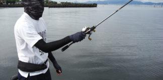 琵琶湖50アップ写真 夏 釣果