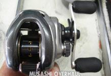 シマノ 13 メタニウム 右 XG オーバーホールメンテナンス修理写真