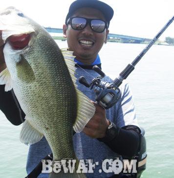 琵琶湖デジーノスラング釣果インプレ写真
