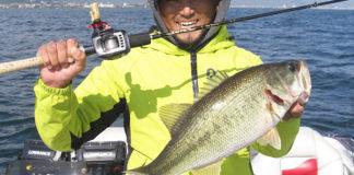 琵琶湖 魚探 フィッシング 釣行2019 写真