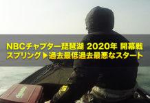 チャプター琵琶湖2020年開幕戦 写真