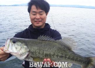 琵琶湖バスフィッシングガイドリポート ~水田様~ 51cm