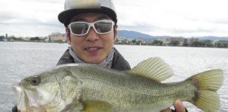 琵琶湖ガイド釣果日記 6月梅雨時期 写真