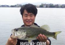 琵琶湖 RTO1.5 初夏 釣果写真