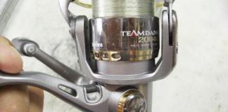 チームダイワ TD-Z 2004C イグニス 修理写真