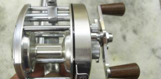 シマノ バンタム 200 リール修理メンテナンス写真